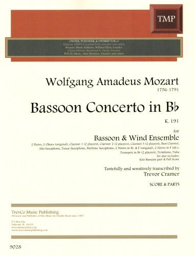 BASSOON CONCERTO K.191