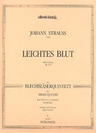 LEICHTES BLUT POLKA Op.319