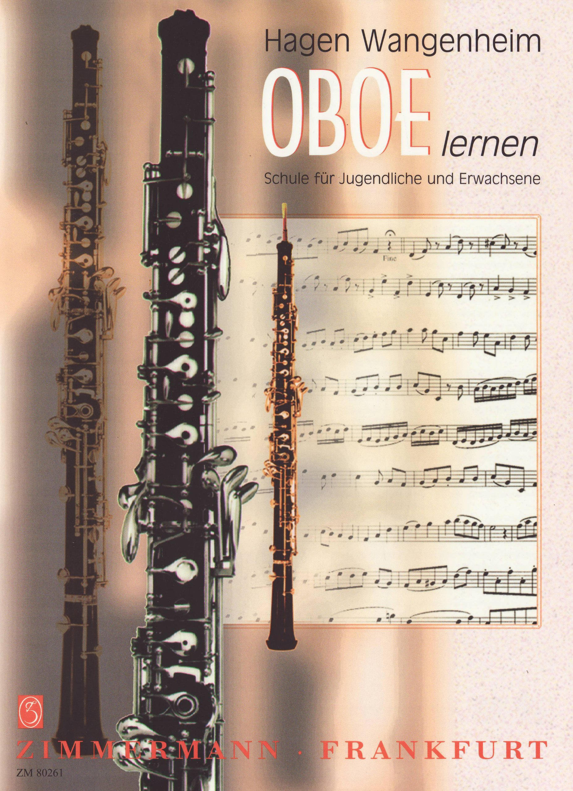 OBOE LERNEN Method (text in German)