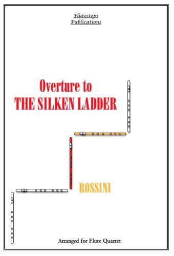 THE SILKEN LADDER Overture (score & parts)
