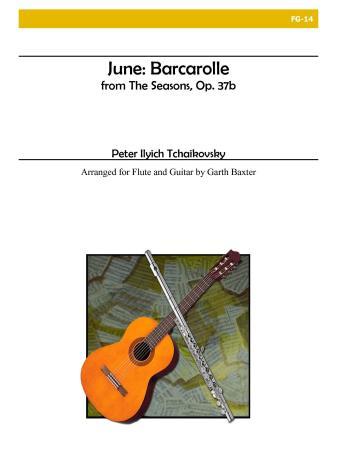 JUNE: BARCAROLLE