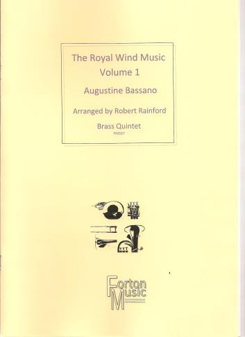 THE ROYAL WIND MUSIC Volume 1