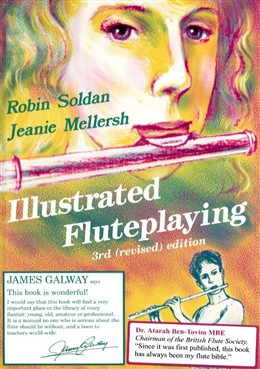 ILLUSTRATED FLUTE PLAYING (3rd edition)