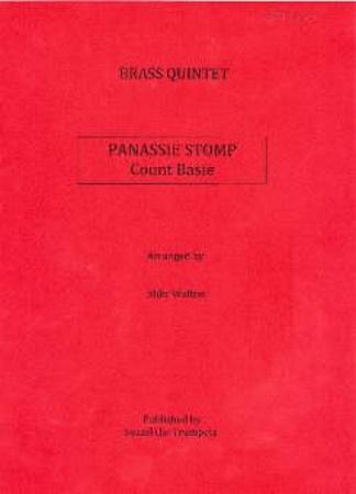 PANASSIE STOMP