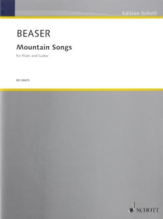 MOUNTAIN SONGS (playing score)