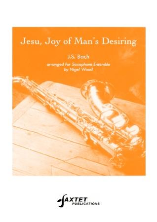 JESU, JOY OF MAN'S DESIRING (score & parts)