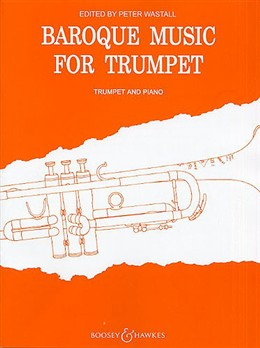 BAROQUE MUSIC FOR TRUMPET