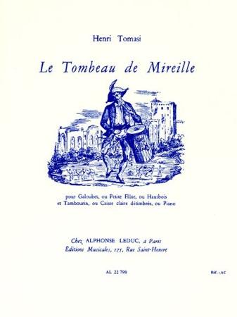 LE TOMBEAU DE MIREILLE