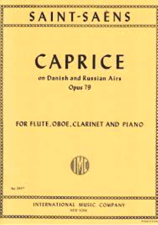 CAPRICE on Danish and Russian Airs Op.79