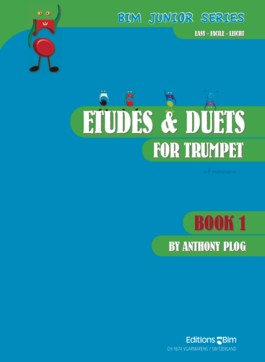 ETUDES AND DUETS Book 1