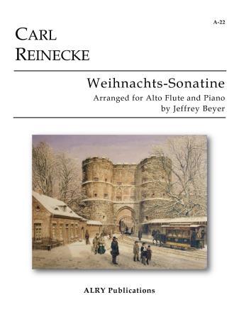 WEIHNACHTS-SONATINE, Op.251, No.3