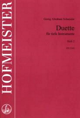 DUETS FOR LOW INSTRUMENTS Book 2