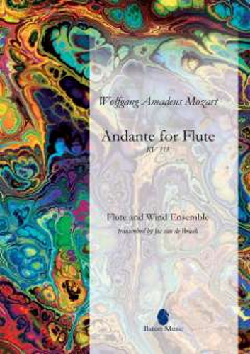 ANDANTE FOR FLUTE AND ORCHESTRA