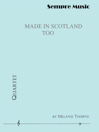 MADE IN SCOTLAND TOO