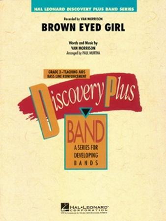 BROWN EYED GIRL (score)
