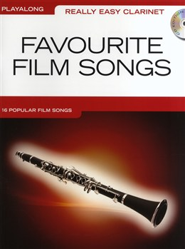 FAVOURITE FILM SONGS + CD