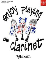 ENJOY PLAYING THE CLARINET (Second edition)