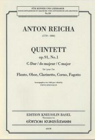 QUINTET Op.91/1 in C