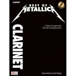 THE BEST OF METALLICA + CD