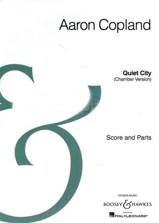 QUIET CITY set of string parts