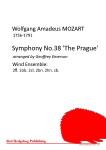 SYMPHONY No.38 in D major K504, The 'Prague' (score & parts)