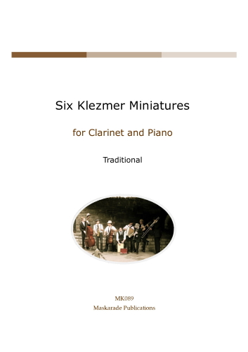 SIX KLEZMER MINIATURES