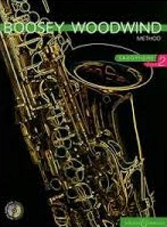 BOOSEY WOODWIND METHOD Book 2 + CD