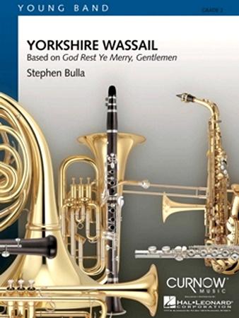 YORKSHIRE WASSAIL (score)