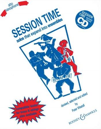 SESSION TIME Alto Saxophone Part