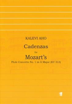 CADENZAS to Mozart's Flute Concerto No.1 in G major, K313