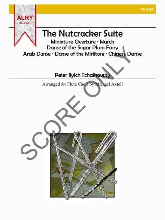 THE NUTCRACKER SUITE (score)