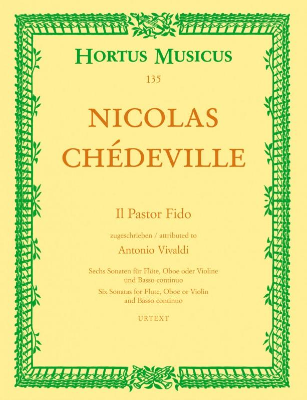 IL PASTOR FIDO Six Sonatas (Urtext)
