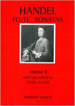 FLUTE SONATAS Volume 2 (Op.1) Urtext