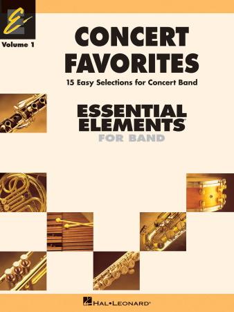 CONCERT FAVOURITES Volume 1