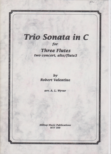 TRIO SONATA in C