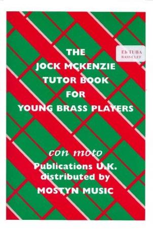 THE JOCK MCKENZIE TUTOR Book 1 (bass clef)