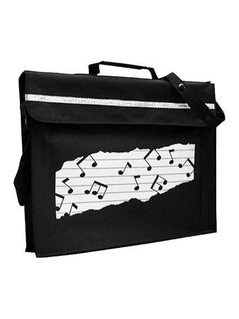 MUSIC BAG Primo (Black)