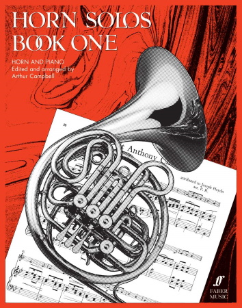 HORN SOLOS Book 1