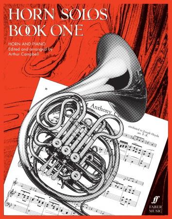 HORN SOLOS Book 1