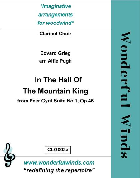 IN THE HALL OF THE MOUNTAIN KING (score & parts)