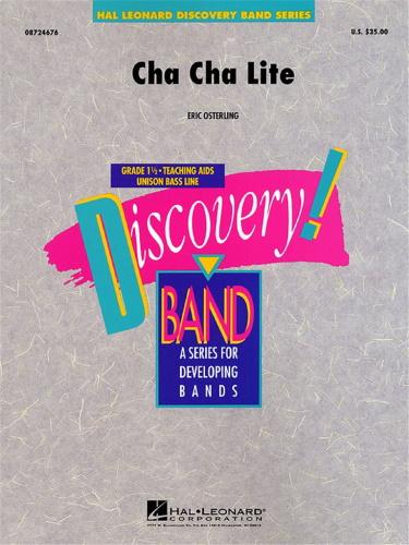 CHA CHA LITE (score & parts)