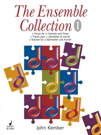 THE ENSEMBLE COLLECTION Book 1: 7 pieces