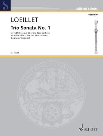 TRIO SONATA Op.1 No.1