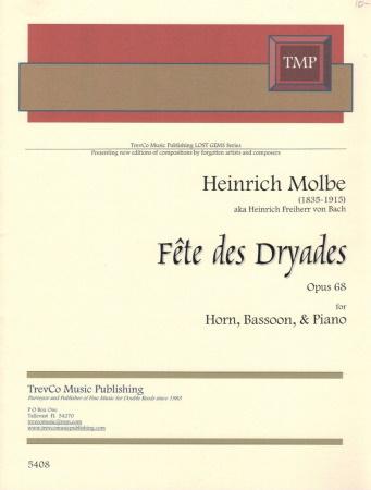 FETE DES DRYADES Op.68