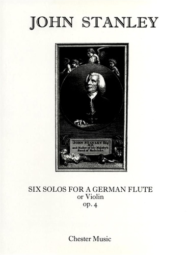 SIX SOLOS FOR A GERMAN FLUTE Op.4