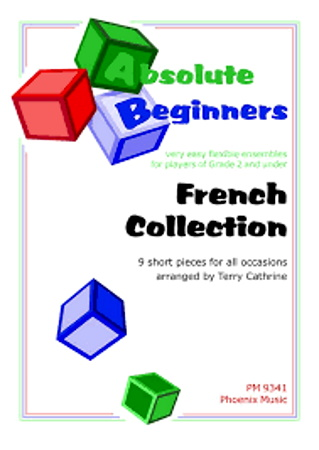 FRENCH COLLECTION 9 short pieces for all occasions