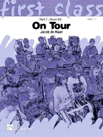 FIRST CLASS ON TOUR Part 7: Drums