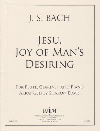 JESU, JOY OF MAN'S DESIRING