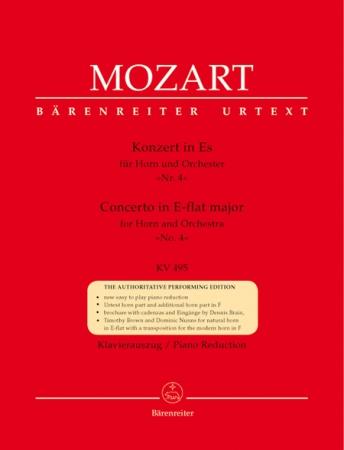 CONCERTO No.4 in Eb major K495