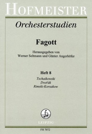 ORCHESTRAL STUDIES 8: Tchaikovsky, Dvorak, Rimsky-Korsakov
